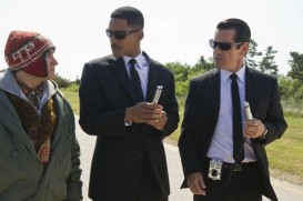 Men in Black III (2012) - Michael Stuhlbarg, Will Smith, Josh Brolin