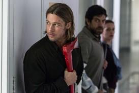 World War Z (2013) - Brad Pitt, Pierfrancesco Favino, Daniella Kertesz