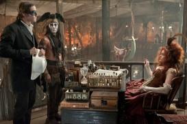 The Lone Ranger (2013) - Armie Hammer, Johnny Depp, Helena Bonham Carter