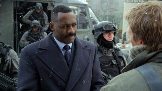 Pacific Rim (2013) - Idris Elba, Charlie Hunnam