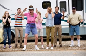 We're the Millers (2013) - Emma Roberts, Will Poulter, Jennifer Aniston, Nick Offerman, Molly C. Quinn, Kathryn Hahn, Jason Sudeikis
