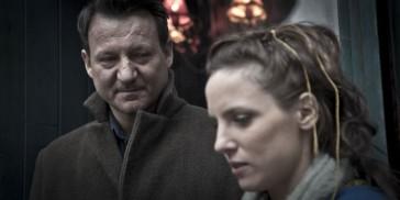 Pod Mocnym Aniołem (2013) - Robert Więckiewicz, Julia Kijowska