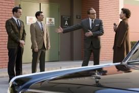 Saving Mr. Banks (2013) - B.J. Novak, Jason Schwartzman, Bradley Whitford, Emma Thompson
