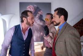 Dom Hemingway (2013) - Jude Law, Richard E. Grant, Demián Bichir