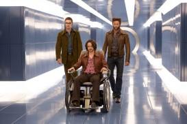 X-Men: Days of Future Past (2014) - Nicholas Hoult, James McAvoy, Hugh Jackman