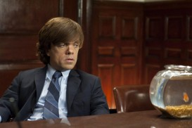 The Angriest Man in Brooklyn (2014) - Peter Dinklage