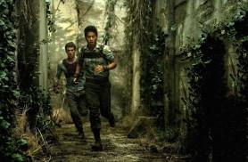 The Maze Runner (2013) - Dylan O'Brien, Ki Hong Lee