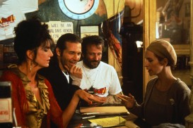 The Fisher King (1991) - Mercedes Ruehl, Jeff Bridges, Robin Williams, Amanda Plummer