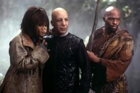 Planet of the Apes (2001) - Helena Bonham Carter, Erick Avari, Evan Parke