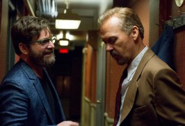 Birdman (2014) - Zach Galifianakis, Michael Keaton