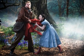 Into the Woods (2014) - James Corden, Lilla Crawford