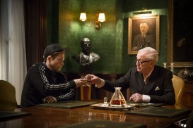 Kingsman: The Secret Service (2014) - Taron Egerton, Michael Caine