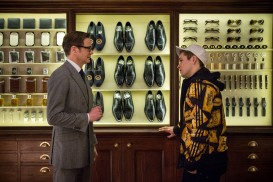 Kingsman: The Secret Service (2014) - Colin Firth, Taron Egerton