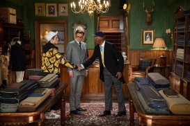 Kingsman: The Secret Service (2014) - Taron Egerton, Colin Firth, Samuel L. Jackson