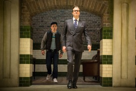 Kingsman: The Secret Service (2014) - Taron Egerton, Colin Firth