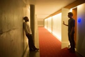 Ex Machina (2015) - Oscar Isaac, Domhnall Gleeson