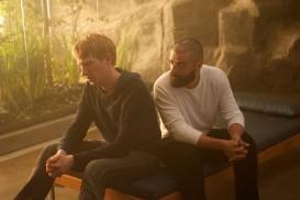 Ex Machina (2015) - Domhnall Gleeson, Oscar Isaac