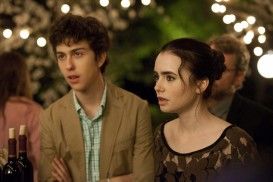 Stuck in Love (2012) - Nat Wolff, Lily Collins