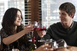 Stuck in Love (2012) - Lily Collins, Logan Lerman