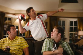 Funny People (2009) - Adam Sandler, Eric Bana, Seth Rogen