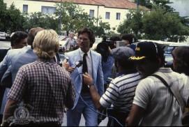 The Mean Season (1985) - Kurt Russell