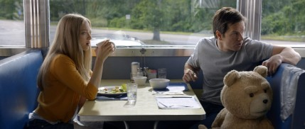 Ted 2 (2015) - Amanda Seyfried, Mark Wahlberg
