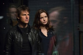 Mission: Impossible - Rogue Nation (2015) - Tom Cruise, Rebecca Ferguson