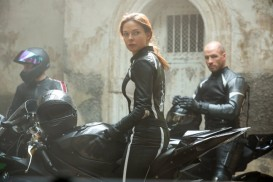 Mission: Impossible - Rogue Nation (2015) - Rebecca Ferguson, Mingus Johnston