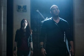 The Last Witch Hunter (2015) - Rose Leslie, Vin Diesel