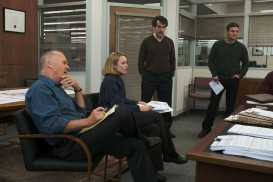 Spotlight (2015) - Michael Keaton, Rachel McAdams, Brian d'Arcy James, Mark Ruffalo