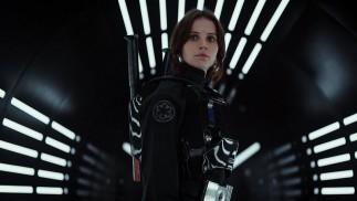 Rogue One: A Star Wars Story (2016) - Felicity Jones