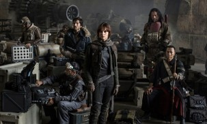 Rogue One: A Star Wars Story (2016) - Felicity Jones, Diego Luna, Donnie Yen, Riz Ahmed