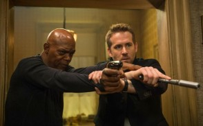 The Hitman's Bodyguard (2017) - Samuel L. Jackson, Ryan Reynolds