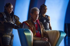 Thor: Ragnarok (2017) - Jeff Goldblum, Rachel House, Tessa Thompson