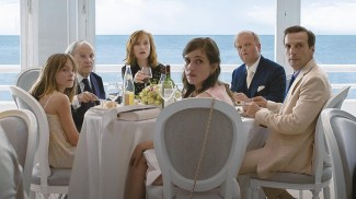 Happ End (2017) - Isabelle Huppert, Jean-Louis Trintignant, Toby Jones, Mathieu Kassovitz, Laura Verlinden, Fantine Harduin