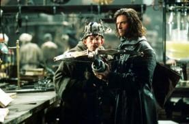 Van Helsing (2004) - Hugh Jackman i David Wenham