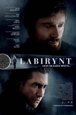 Miniatura plakatu filmu Labirynt