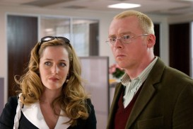 How to Lose Friends & Alienate People (2008) - Gillian Anderson, Simon Pegg
