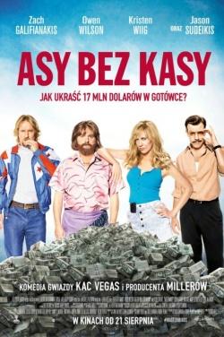 Miniatura plakatu filmu Asy bez kasy
