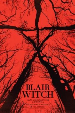 Miniatura plakatu filmu Blair Witch
