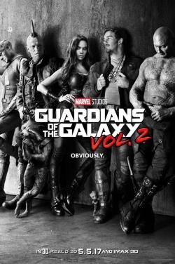 Miniatura plakatu filmu Strażnicy Galaktyki vol. 2