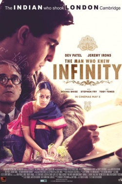Miniatura plakatu filmu Man Who Knew Infinity, The