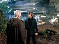Star Wars: Episode VI - Return of the Jedi (1983) - Alec Guinness, Mark Hamill