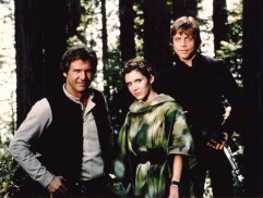 Star Wars: Episode VI - Return of the Jedi (1983) - Harrison Ford, Carrie Fisher, Mark Hamill