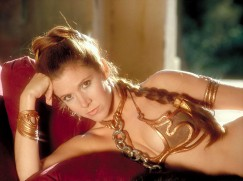 Star Wars: Episode VI - Return of the Jedi (1983) - Carrie Fisher