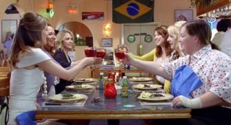 Bridesmaids (2011) - Rose Byrne, Melissa McCarthy, Maya Rudolph, Wendi McLendon-Covey, Kristen Wiig, Ellie Kemper