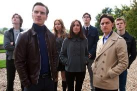 X-Men: First Class (2011) - Lucas Till, Nicholas Hoult, Jennifer Lawrence, Rose Byrne, Caleb Jones, Michael Fassbender, James McAvoy
