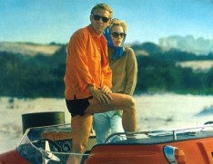 The Thomas Crown Affair (1968) - Steve McQueen, Faye Dunaway