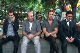 Crazy, Stupid, Love (2011) - Kevin Bacon, John Carroll Lynch, Ryan Gosling, Steve Carell