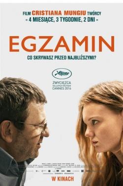 Miniatura plakatu filmu Egzamin